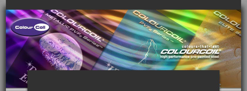 Colourcoil Metallic Pvf2 Series Pre Painted Steel Or